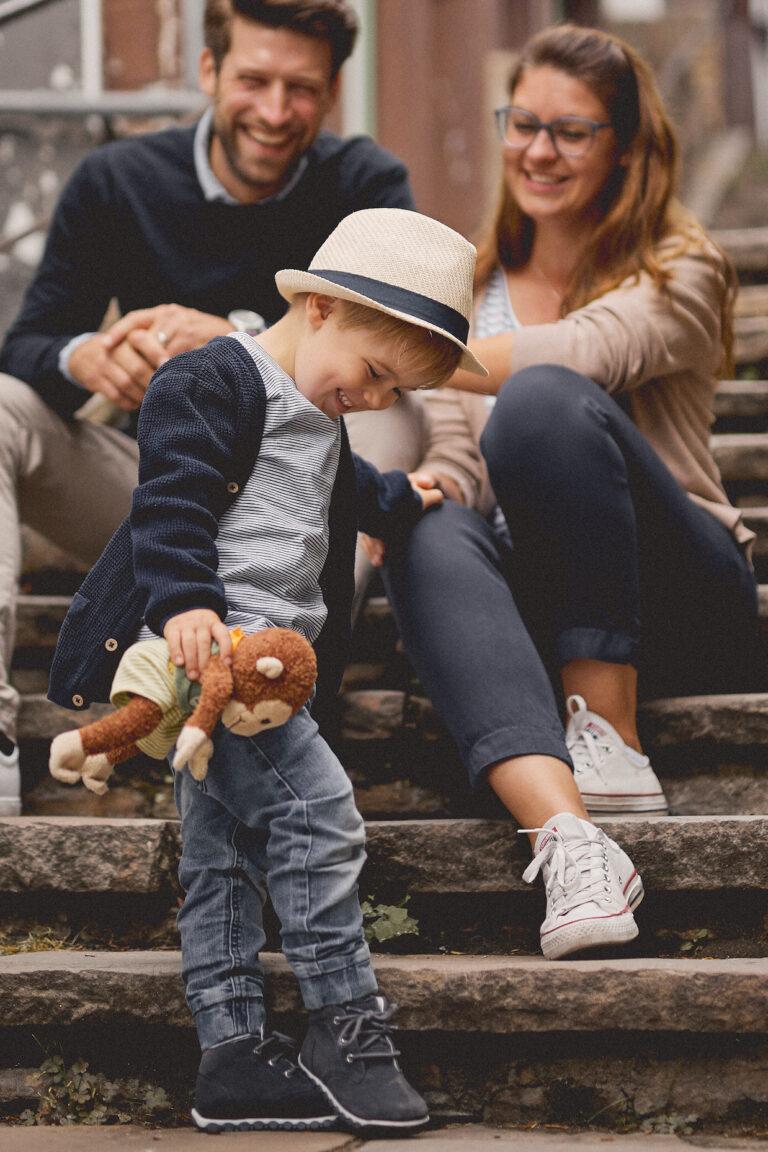 Familienfotografie in Essen Kettwig