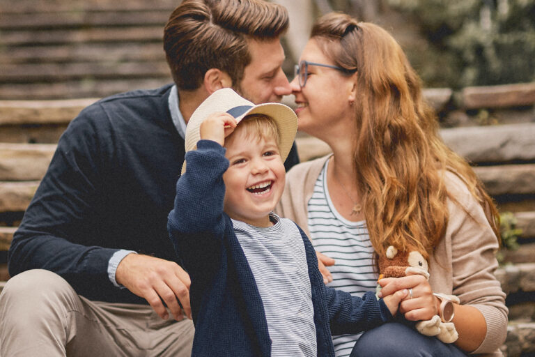Familienfotografie in Essen