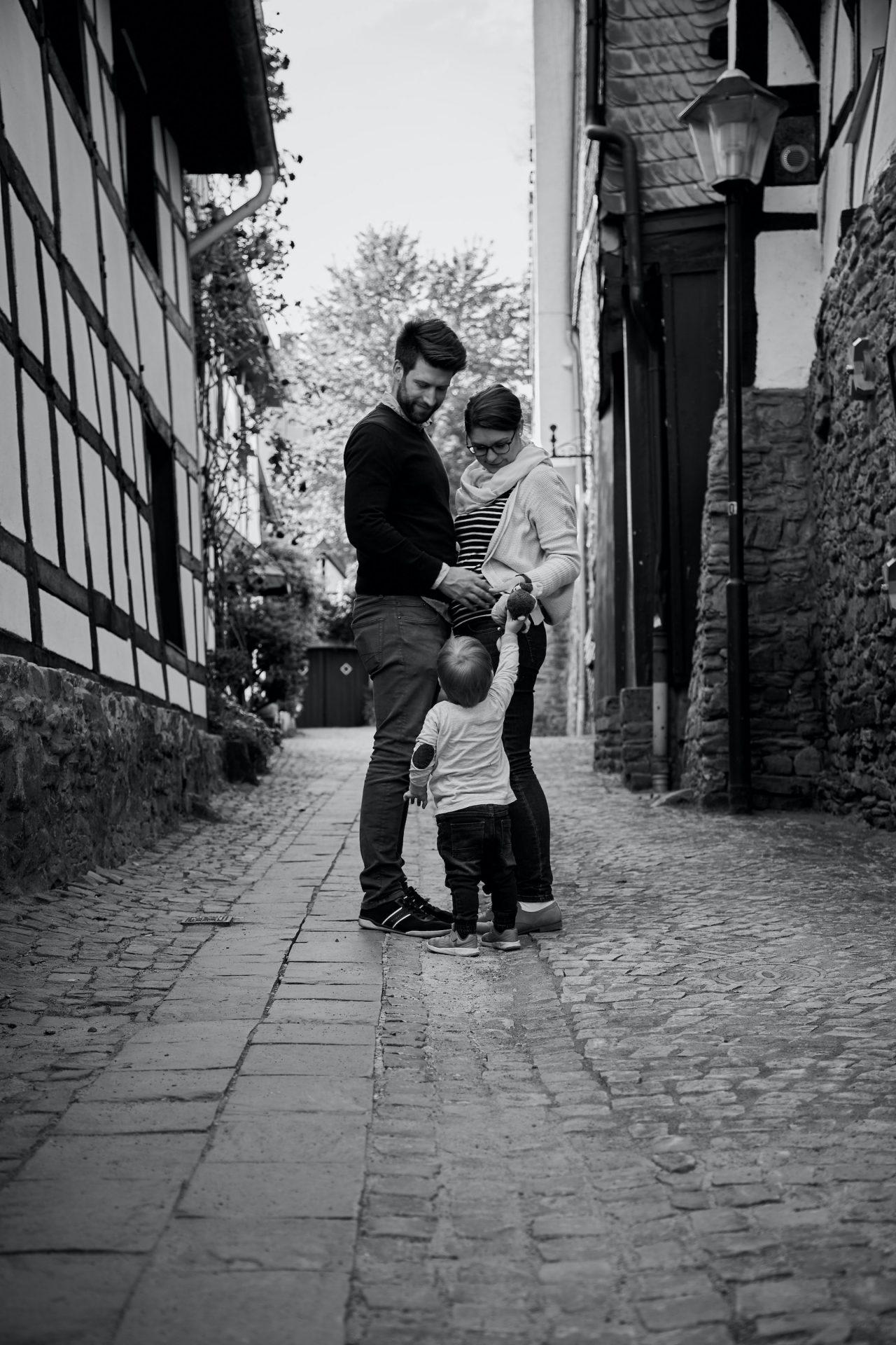Familienshooting in Essen